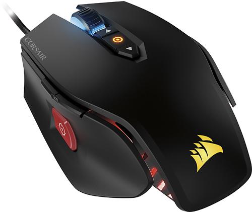 Buy Corsair M65 Pro Rgb Optical Gaming Mouse Black