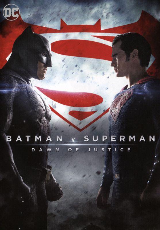 Batman v Superman: Dawn of Justice [DVD] [2016] 5092126