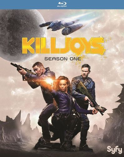 Killjoys: Season One [UltraViolet] [Includes Digital Copy] [Blu-ray] [2 Discs[ 5092400