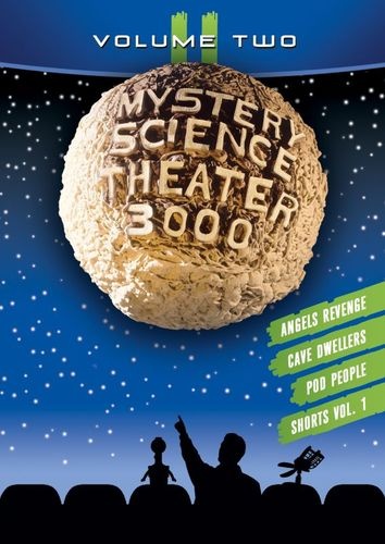 Mystery Science Theater 3000: Volume Two [4 Discs] [DVD] 5092401