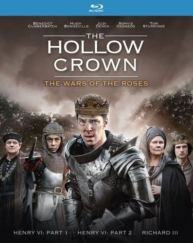 The Hollow Crown: The Wars of the Roses [Blu-ray] [2 Discs] [2012] 5092403