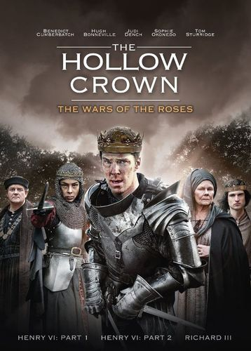 The Hollow Crown: The Wars of the Roses [3 Discs] [DVD] [2012] 5092404