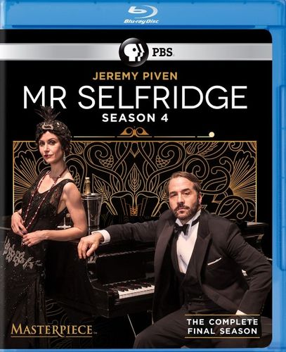 Masterpiece: Mr. Selfridge - Season 4 [Blu-ray] [3 Discs] 5094101