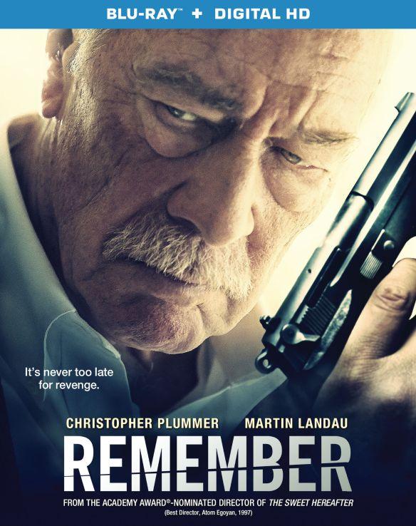 Remember [Blu-ray] [2015] 5094800