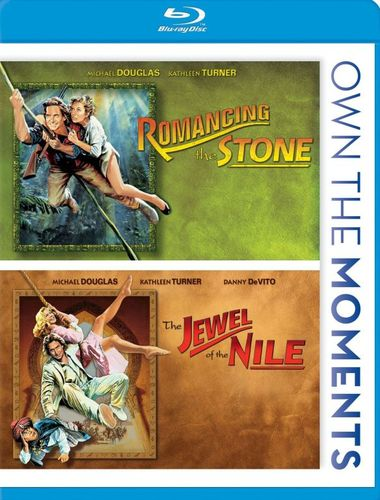 Romancing the Stone/Jewel of the Nile [Blu-ray] 5096226