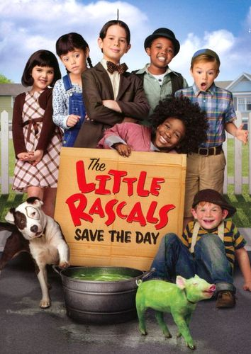The Little Rascals Save the Day [DVD] [2014] 5096244