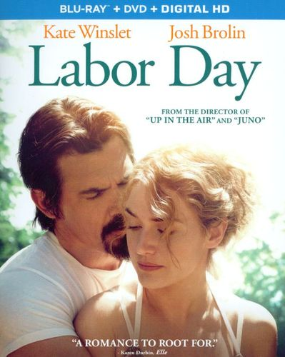 Labor Day [2 Discs] [Blu-ray/DVD] [2013] 5096253