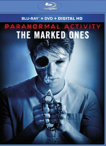 Paranormal Activity: The Marked Ones [2 Discs] [Blu-ray/DVD] [2014] 5096262