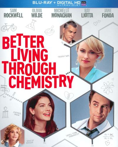 Better Living Through Chemistry [Blu-ray] [2014] 5096989