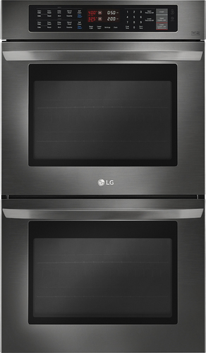 LG LWD3063BD 30 Inch Double Electric Wall Oven