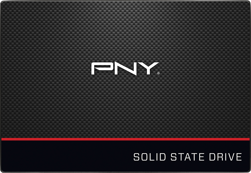 PNY 960GB Internal SATA Solid State Drive for Laptops SSD7CS1311-960-RB