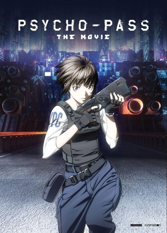 Psycho-Pass: The Movie [DVD] [2015] 5100200