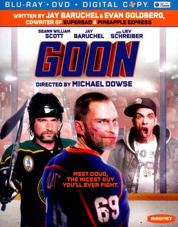 Goon [2 Discs] [Blu-ray/DVD] [2011] 5100977