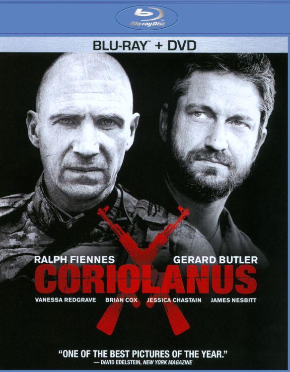 Coriolanus [2 Discs] [Blu-ray/DVD] [2011] 5102287