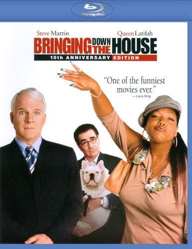 Bringing Down the House [10th Anniversary Edition] [Blu-ray] [2003] 5102893