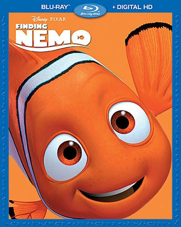 Finding Nemo [Blu-ray] [2 Discs] [2003] 5106126