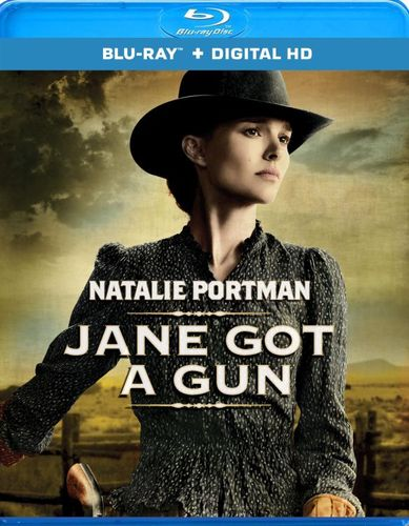 Jane Got a Gun [Blu-ray] [2016] 5108400