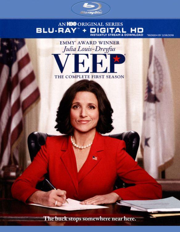 Veep: Complete First Season [2 Discs] [Blu-ray] 5111500