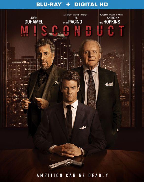 Misconduct [Blu-ray/DVD] [2 Discs] [2016] 5113400