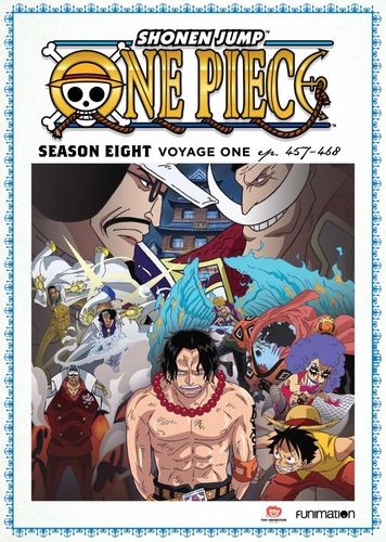 One Piece: Season Eight - Voyage One [2 Discs] [DVD] 5113702
