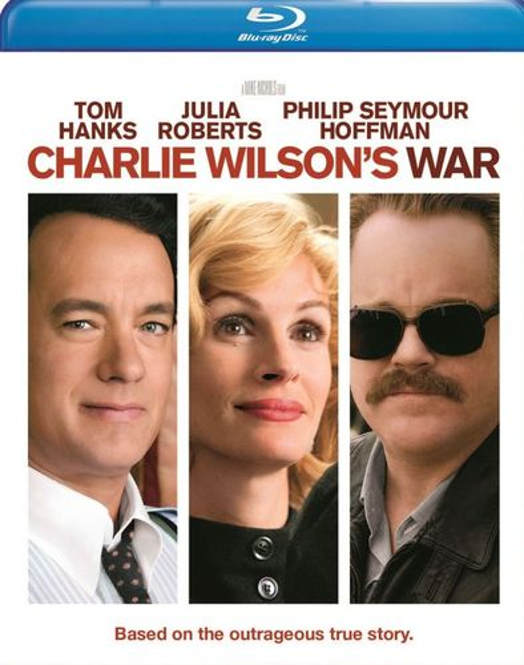 Charlie Wilson's War [Blu-ray] [2007] 5114400