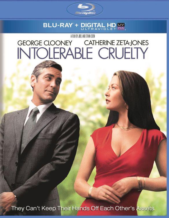 Intolerable Cruelty [Includes Digital Copy] [UltraViolet] [Blu-ray] [2003] 5114502