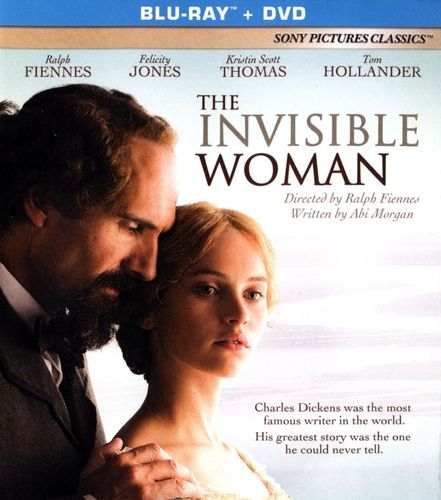 The Invisible Woman [2 Discs] [Blu-ray/DVD] [2013] 5114676