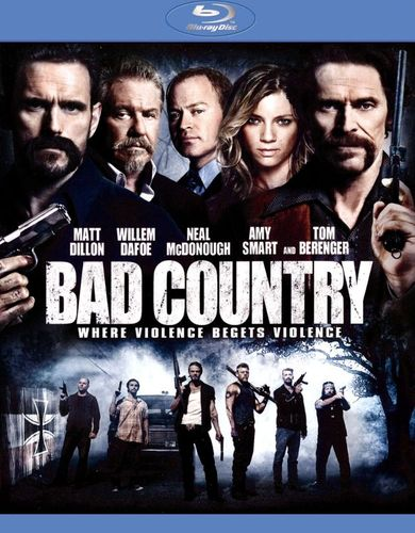 Bad Country [Blu-ray] [2014] 5114685