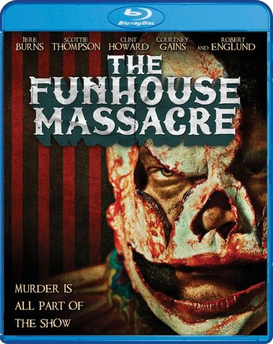 The Funhouse Massacre [Blu-ray] [2015] 5115202