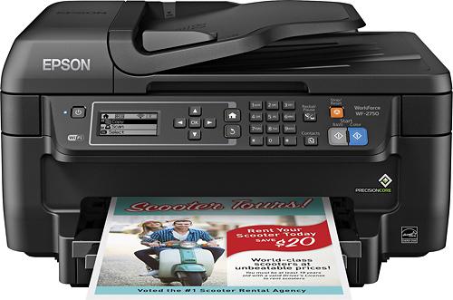 Epson - WorkForce WF-2750...