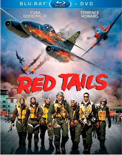 Red Tails [Blu-ray] [2012] 5121716