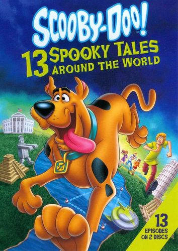 Scooby-Doo!: 13 Spooky Tales Around the World [DVD] 5123456