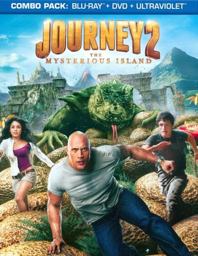 Journey 2: The Mysterious Island [Blu-ray] [2012] 5123517
