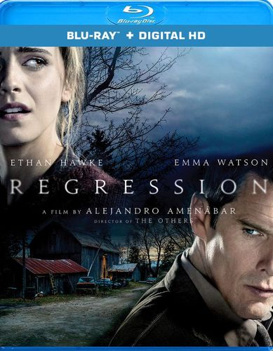 Regression [Includes Digital Copy] [UltraViolet] [Blu-ray] [2015] 5123900