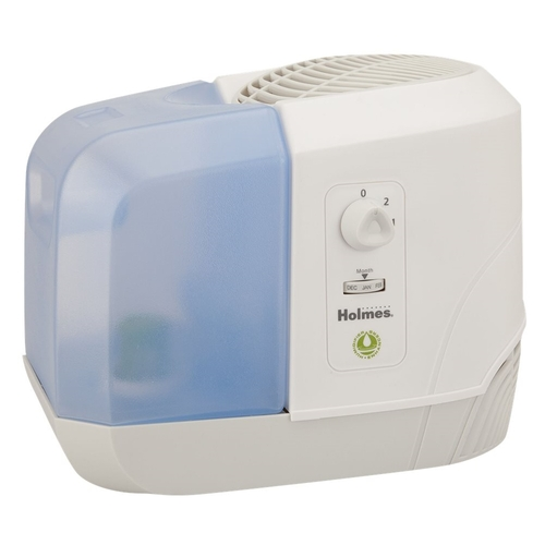 Holmes - 1 Gal. Humidifier - Blue, White 5125035