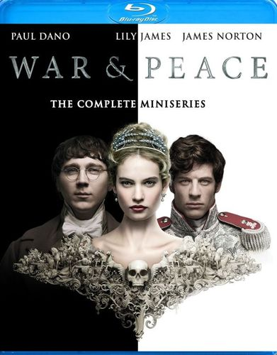 War and Peace [Blu-ray] [2 Discs] 5126700