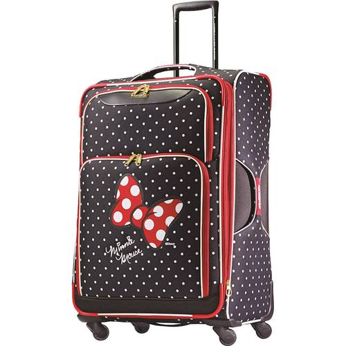 American Tourister Disney 28u0022 Softside Spinner Luggage