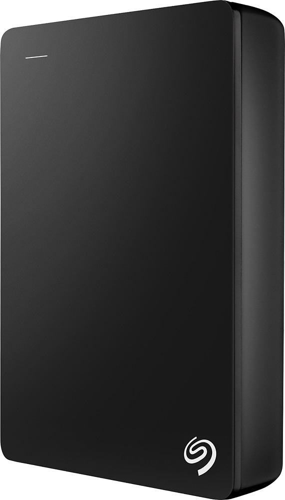 Seagate Backup Plus Fast 4TB External USB 3.0 Portable Hard Drive Black STDA4000100