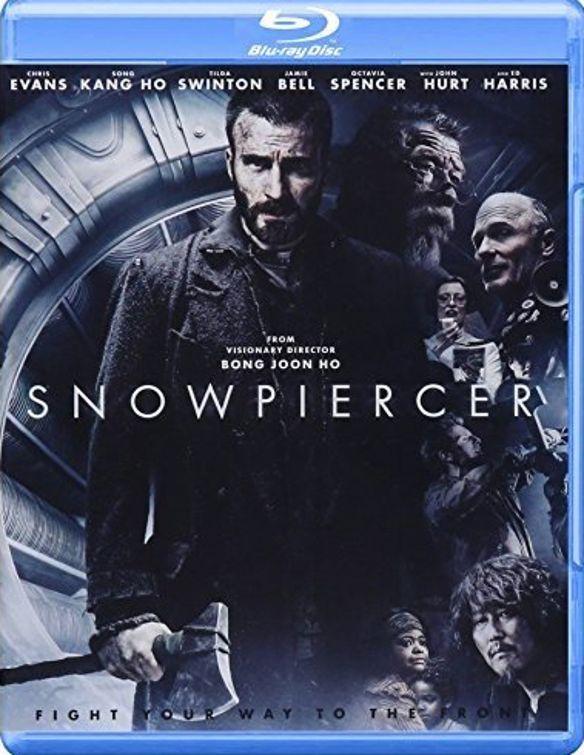 Snowpiercer [Blu-ray] [2013] 5127200