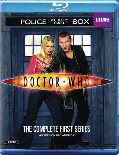 Doctor Who: The Complete First Series [Blu-ray] [3 Discs] 5127400