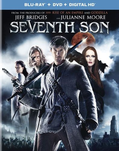 Seventh Son [Blu-ray] [2014] 5134085
