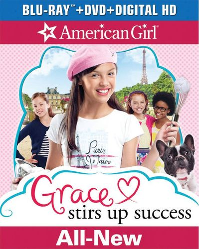 An American Girl: Grace Stirs Up Success [2 Discs] [Includes Digital Copy] [Blu-ray/DVD] [2015] 5134214