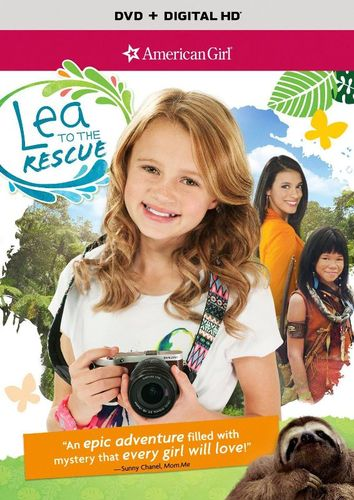 American Girl: Lea to the Rescue [Includes Digital Copy] [UltraViolet] [DVD] [2016] 5143401