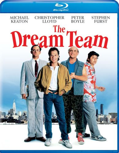 The Dream Team [Blu-ray] [1989] 5143718