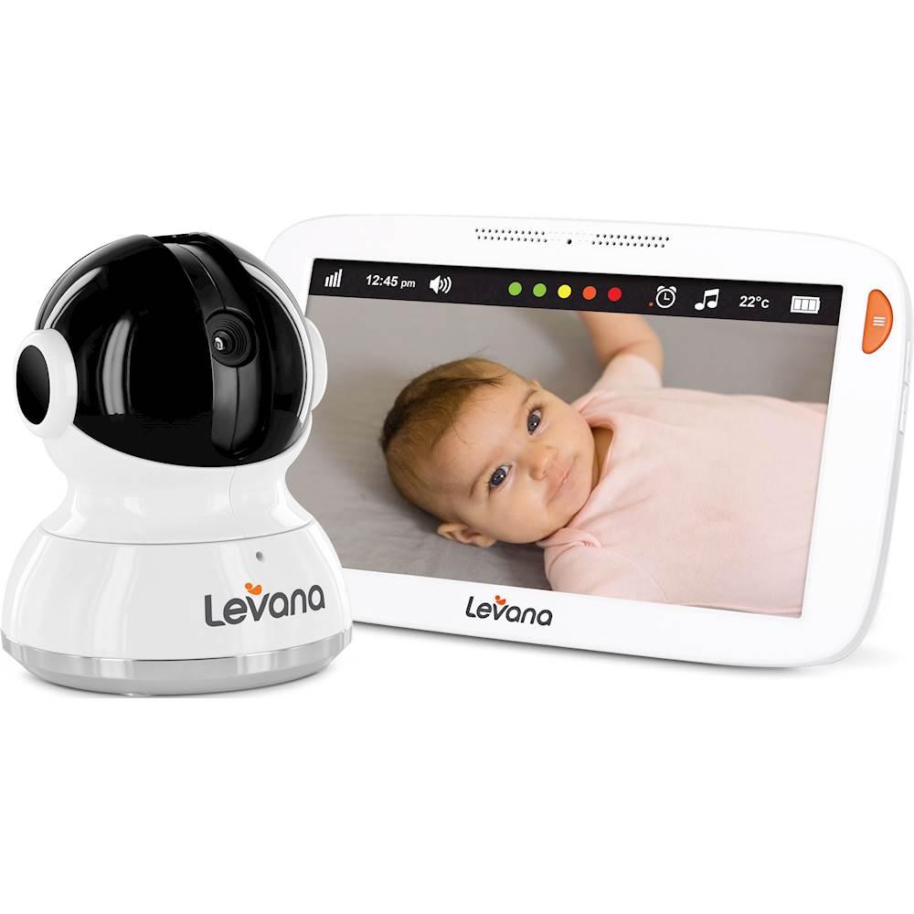 Levana Aria 7 HD Touchscreen PTZ Video Baby Monitor 32203