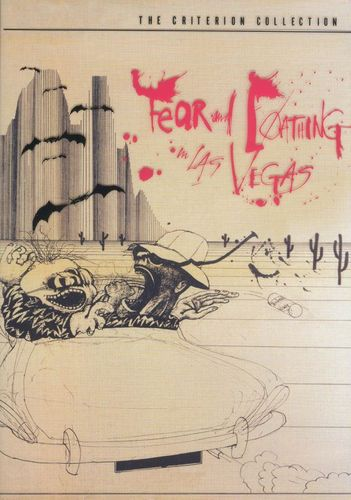 Fear and Loathing in Las Vegas [2 Discs] [Special Edition] [Criterion Collection] [DVD] [1998] 5149993