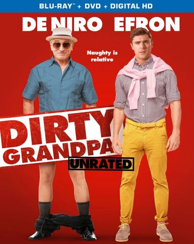 Dirty Grandpa [Includes Digital Copy] [Blu-ray] [2016] 5151801