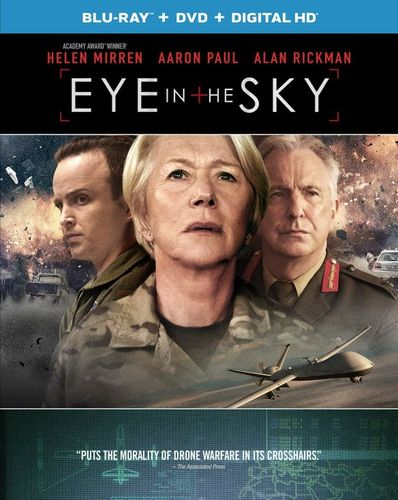 Eye in the Sky [Includes Digital Copy] [UltraViolet] [Blu-ray/DVD] [2 Discs] [2015] 5151804