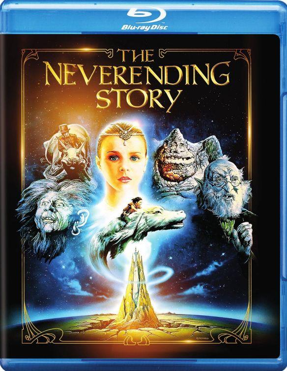 The Neverending Story [30th Anniversary] [Blu-ray] [1984] 5152105