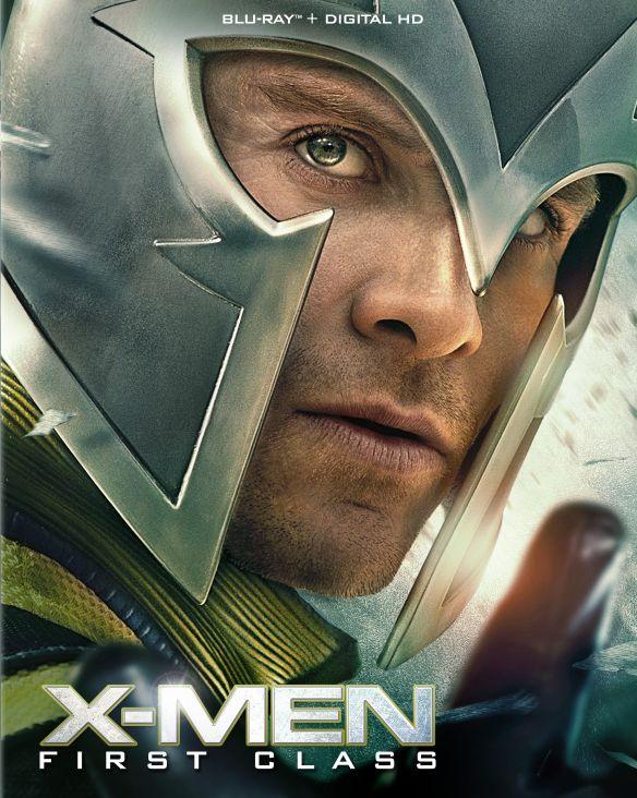X-Men: First Class [Blu-ray] [2011] 5153600